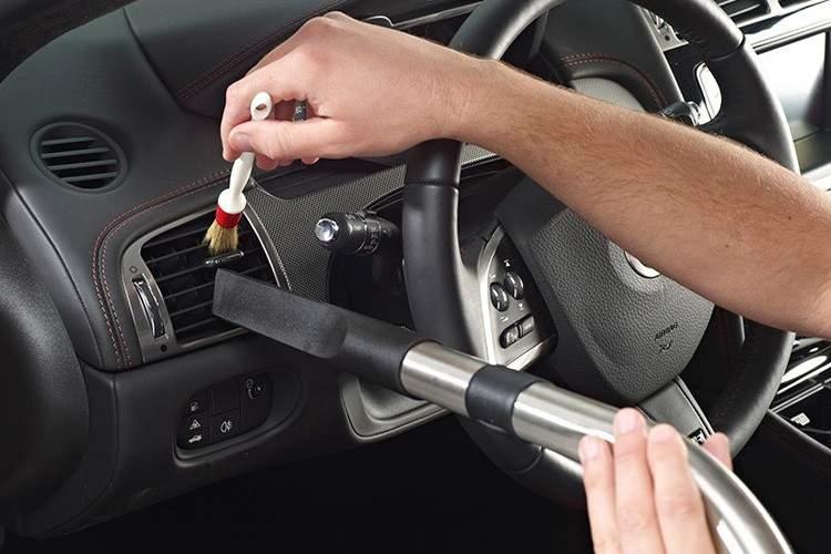 Car Interior Detailing Services